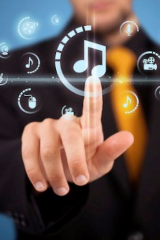 Compañia discografica digital