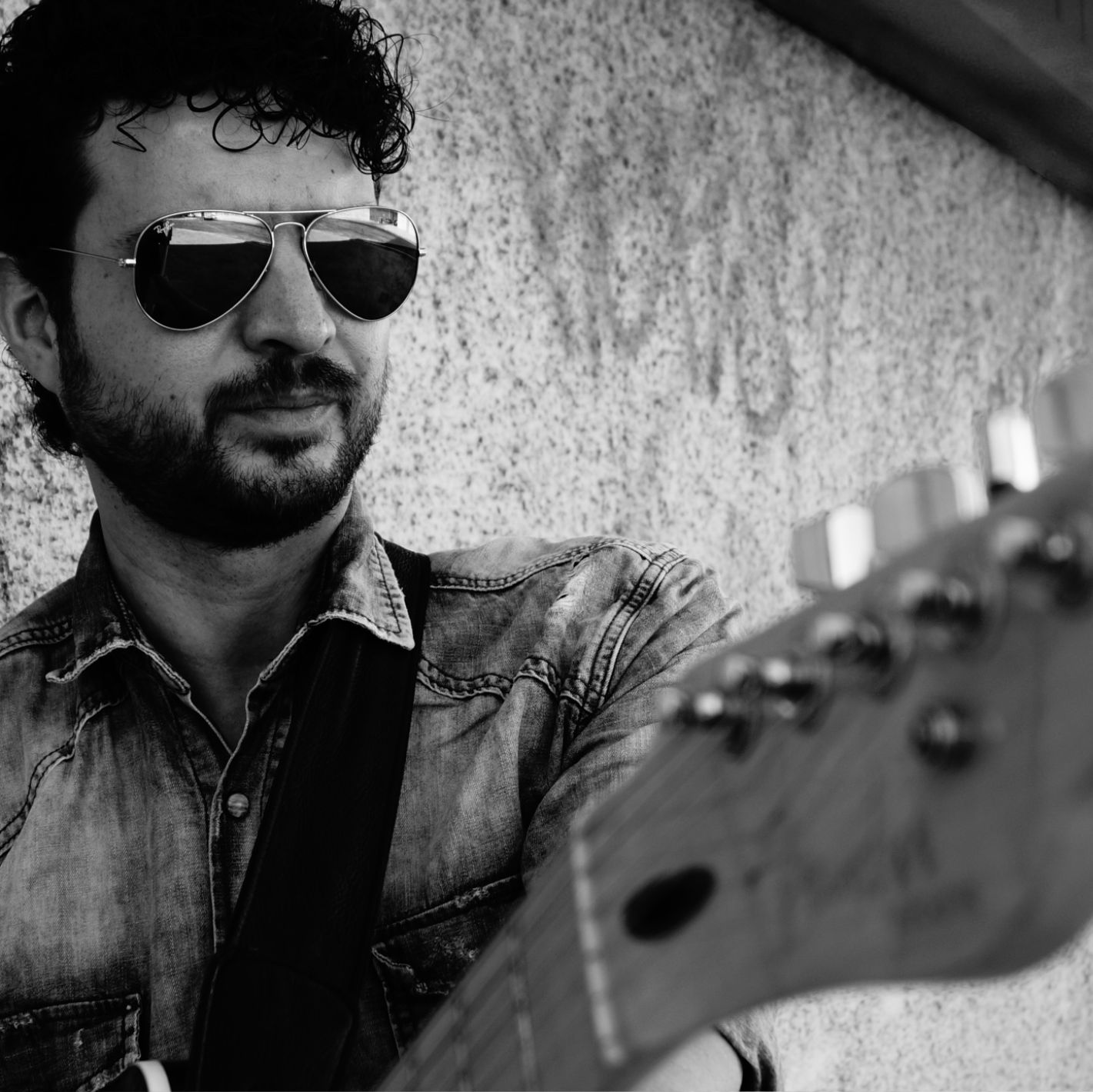 Dan Lloret, Guitarristas Españoles de Blues, Rock, Rock and Roll
